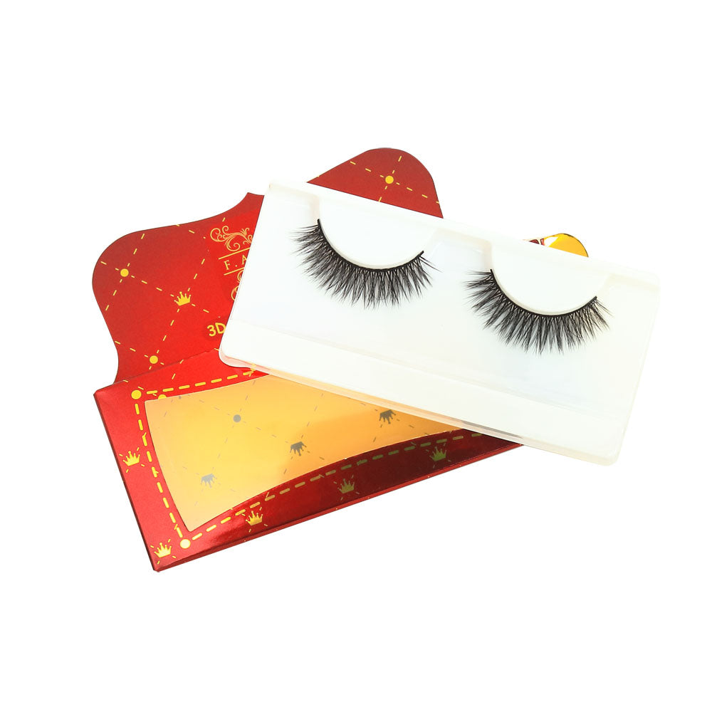 FLYNN  - Luxury 3D Faux Mink Lash Collection