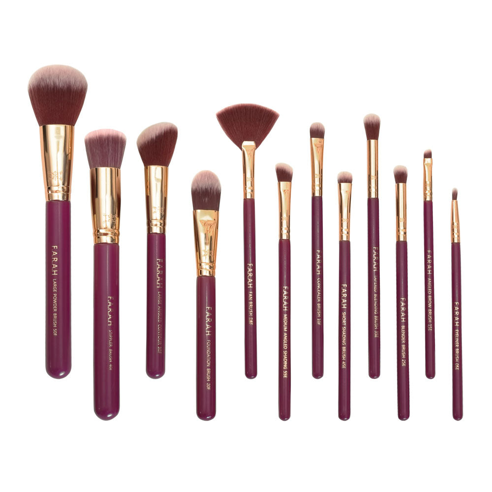 F.A.R.A.H® BERRY DEEP BRUSH KIT