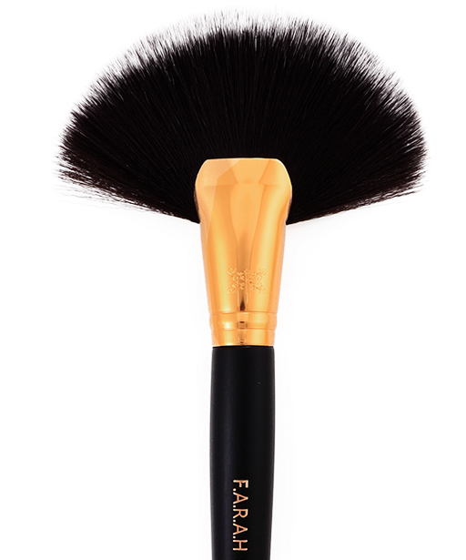 Luxe Fan Brush 58F