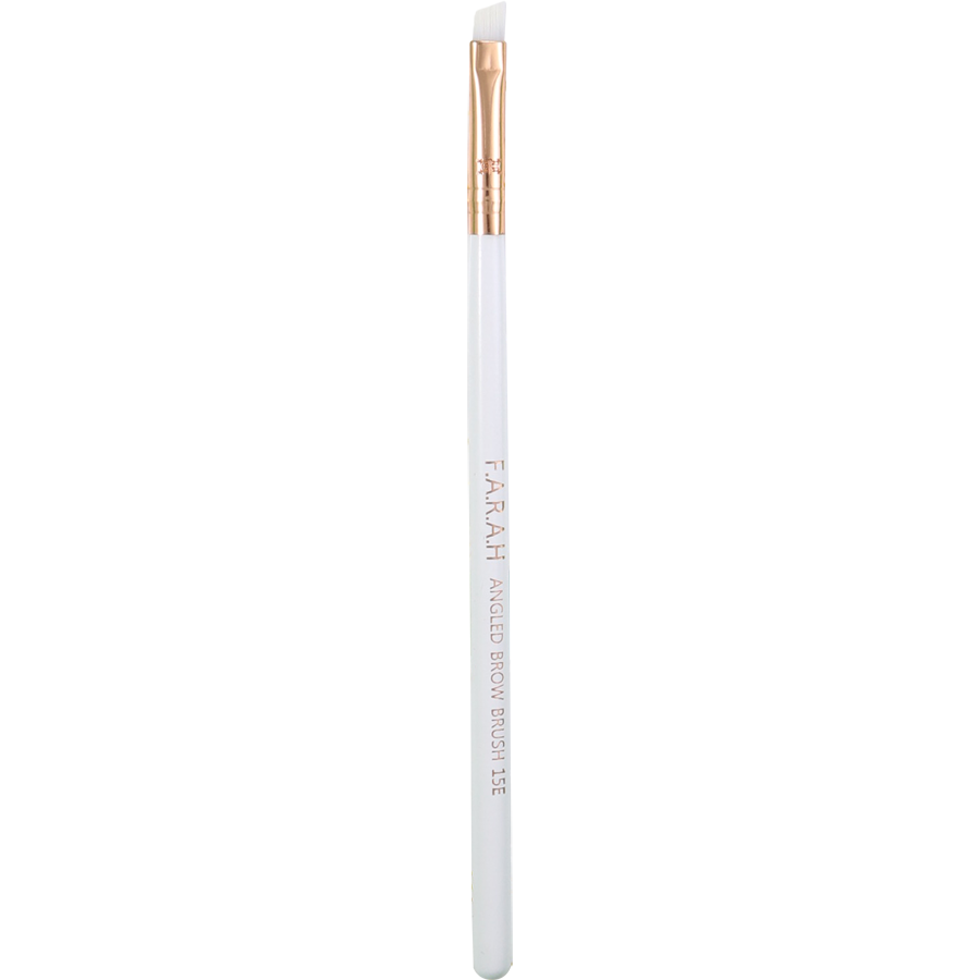 "Angled Brow Brush ""Rose Gold Collection"" 15E"
