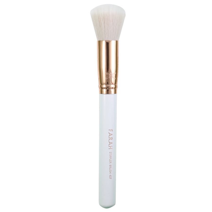 "Stippler Brush ""Rose Gold Collection"" 40F"