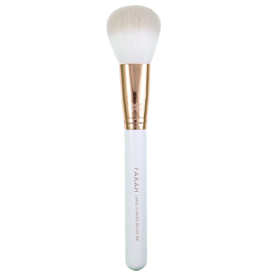 Rose Gold Face Brush Trio