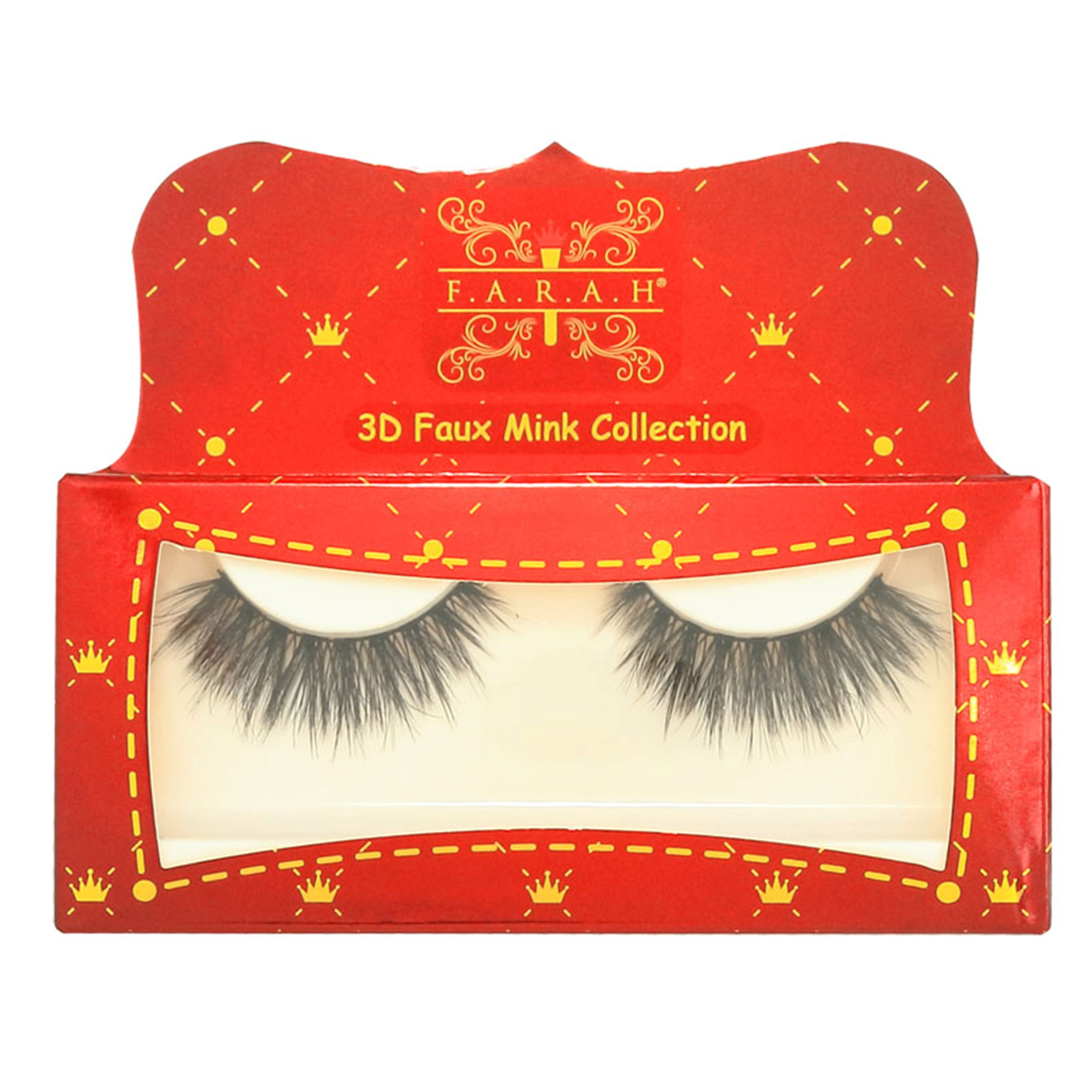 ALI - Luxury 3D Faux Mink Lash Collection
