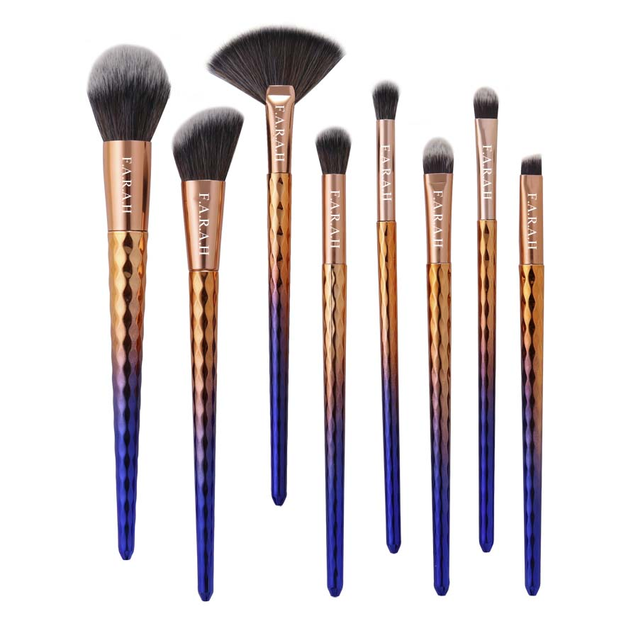 Electric Copper Brush Set (8 PC)