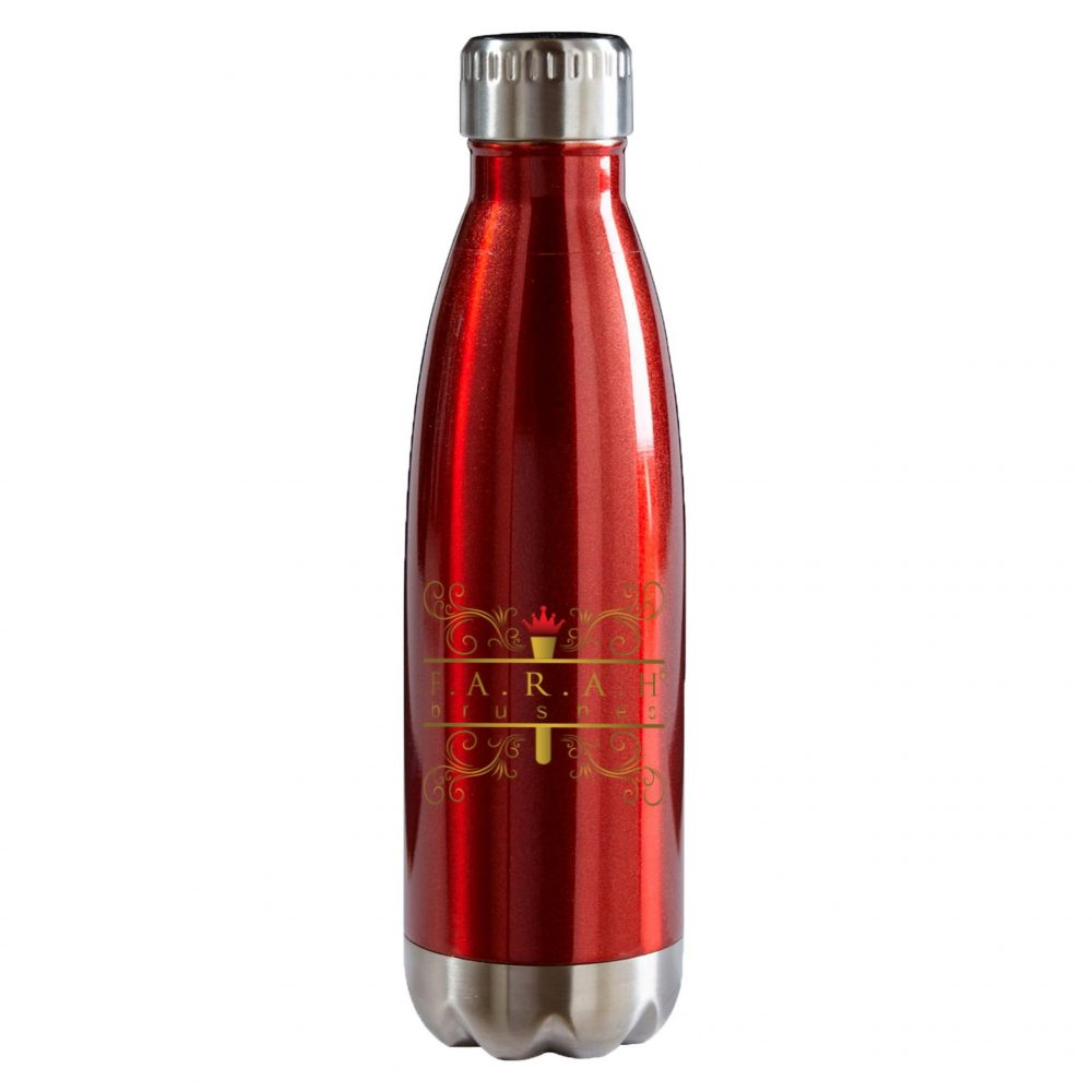 Red F.A.R.A.H® Water Bottle