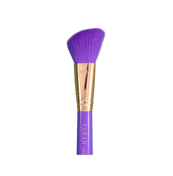 "Large Angled Contour Brush ""Your Majesty"" 30F"