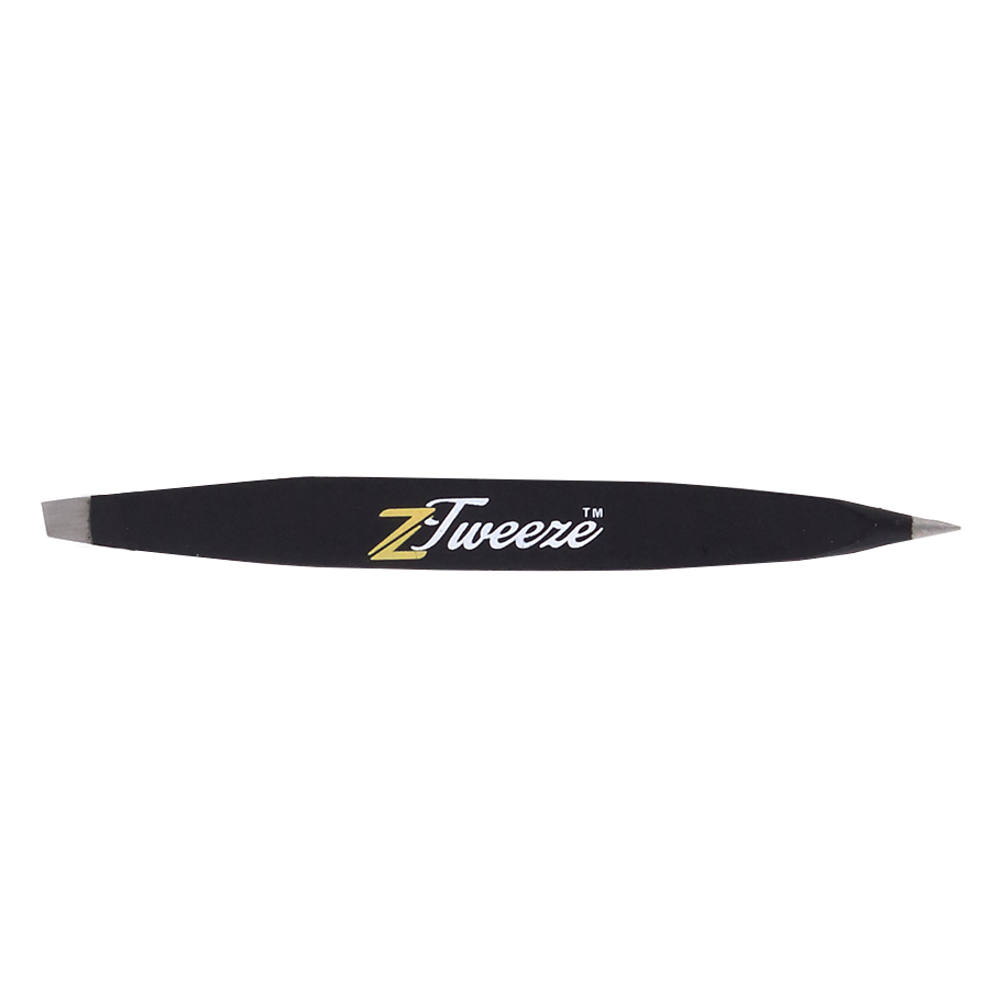 Z-Tweeze® Dual Ended Tweezer - Black