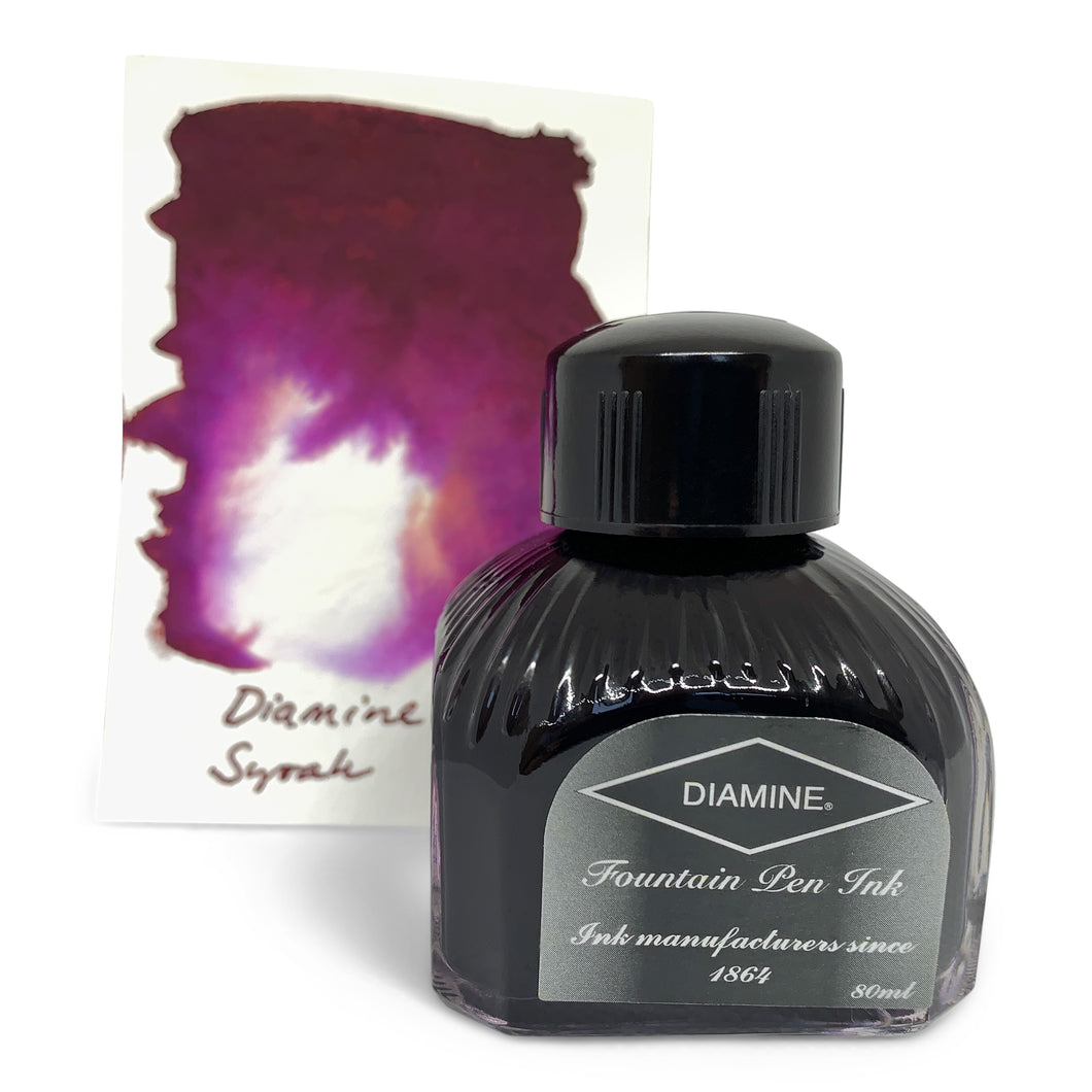 Diamine Syrah - Fountain Pen Ink