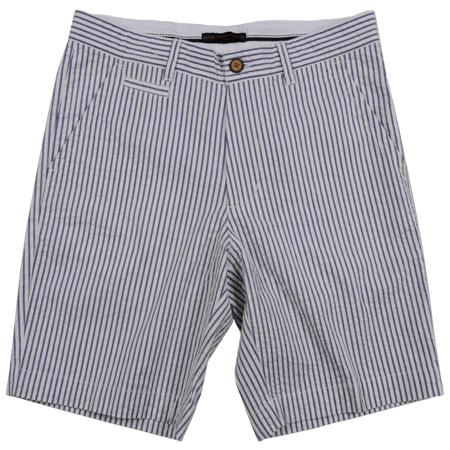 Men's Seersucker Shorts