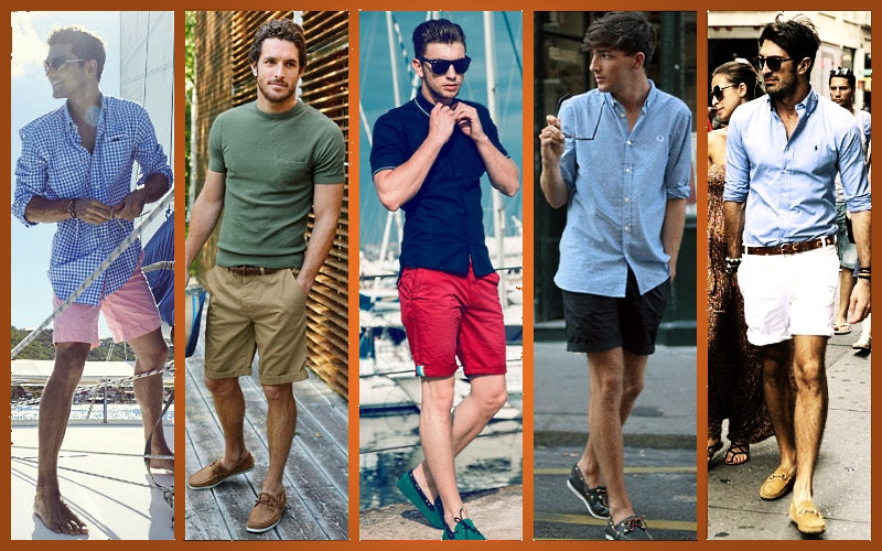 How to Buy Men's Shorts for Different Body Types