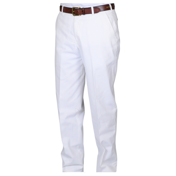 Classic Vintage Twill<br>Relax Fit<br>White