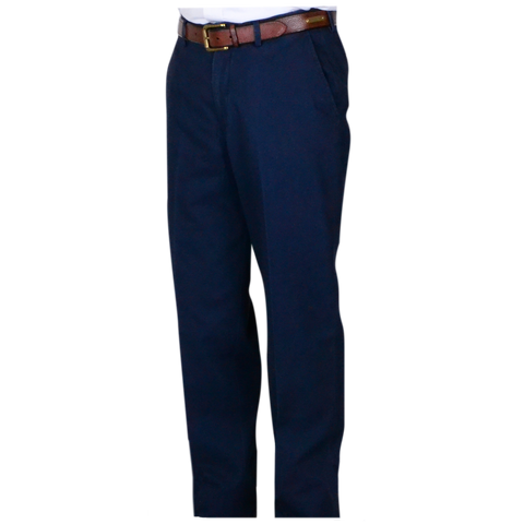 Classic Vintage Twill<br>Relax Fit<br>Navy