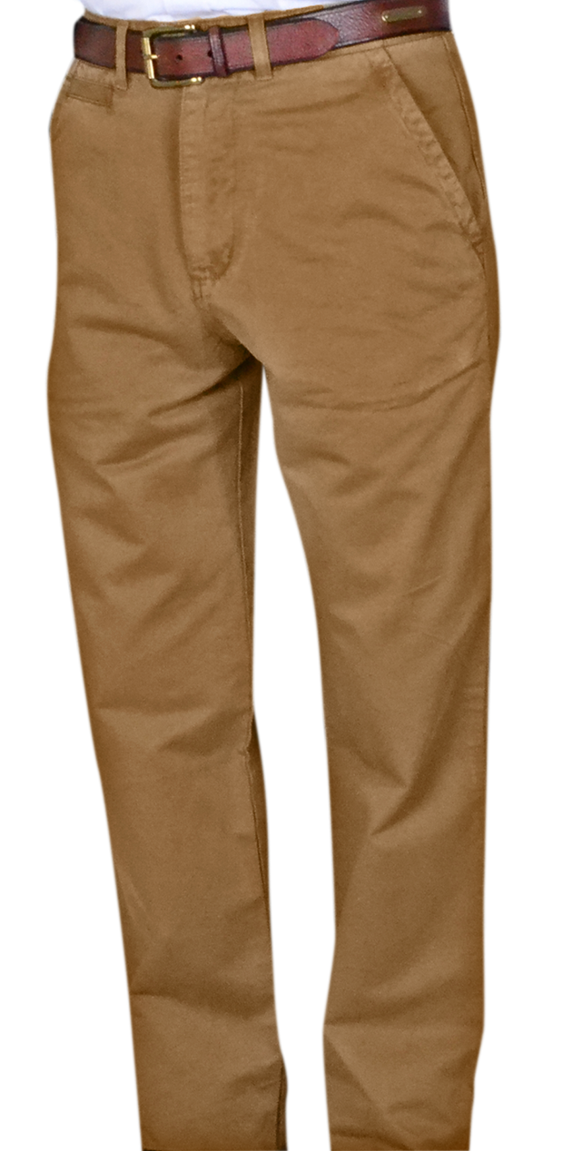 Military Twill<br>Classic Fit<br>Moss