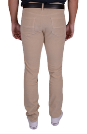Stretch Corduroy<br>Oatmeal