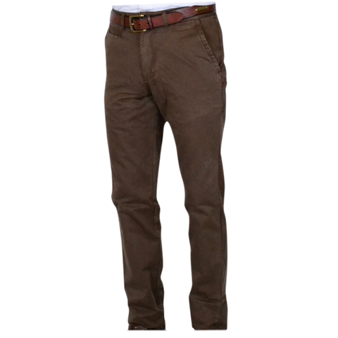 Military Twill<br>Trim Fit<br>Moss