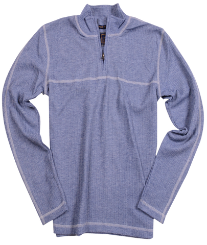 Drop Needle Quarter Zip<br>Infinity
