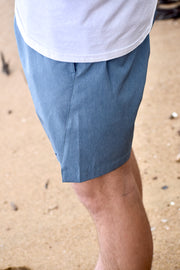 Micrograph Sport Short Denim