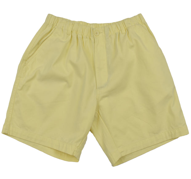 "Snappers 7"" Inseam<br>Yellow"