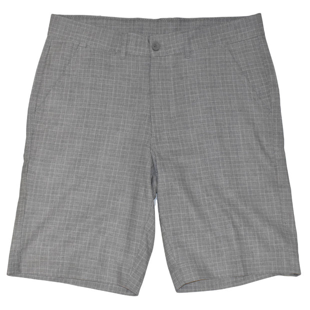 Performance Plaid Golf Short