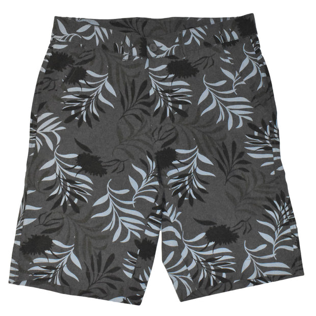 Performance Tropical Print Golf Short