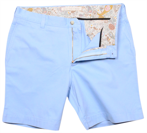 "Classic Vintage Twill<br>7"" Short<br>Sky"