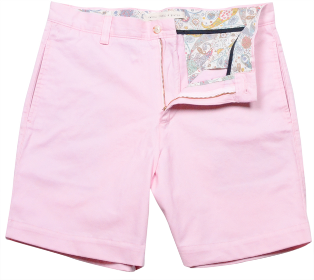 "Classic Vintage Twill<br>7"" Short<br>Pink"