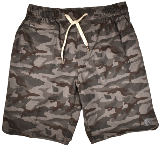 Camo Windjammer Hybrid Grey