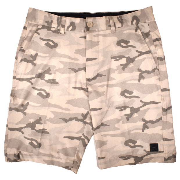 Camo Golf Short Desert