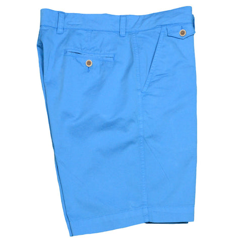 "Sunny Stretch Twill<br>Flat Front Short<br>Hurricane<br>8.5"" Inseam"