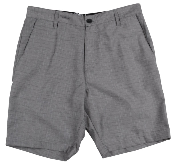 Hybrid Short<br>Lt Grey