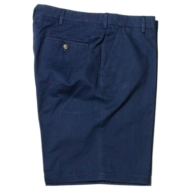 "Classic Vintage Stretch Twill<br>9"" Short<br>Navy"