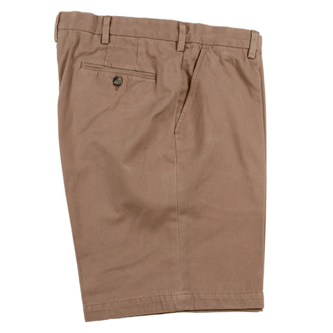 "Classic Vintage Twill<br>9"" Short<br>British Tan"