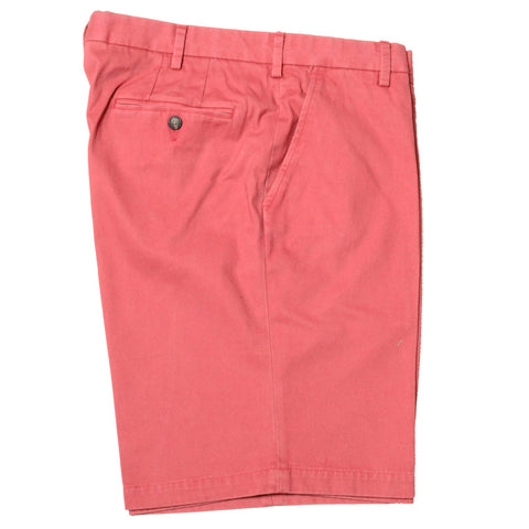 "Classic Vintage Twill<br>9"" Short<br>Charleston Brick<br>(Pigment Dyed)"