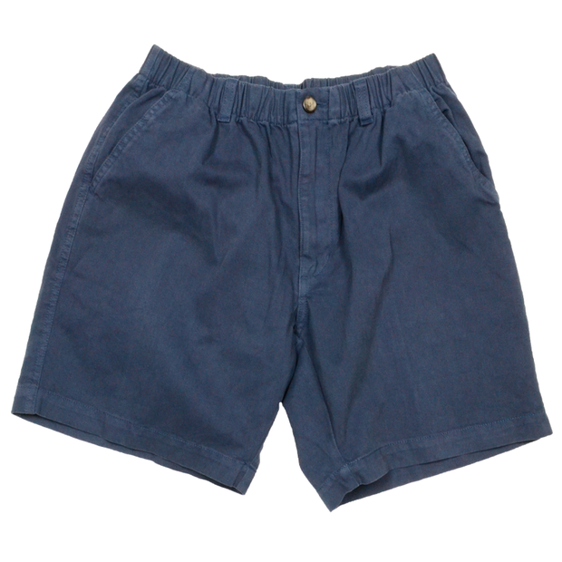 "Stretch Snappers 7"" Navy"