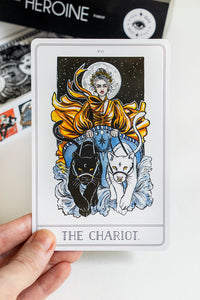 The Heroine Tarot: The Chariot