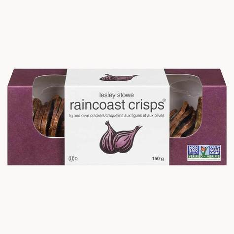 Raincoast Crisps - Fig & Olive