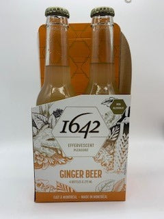 1642 Ginger Beer