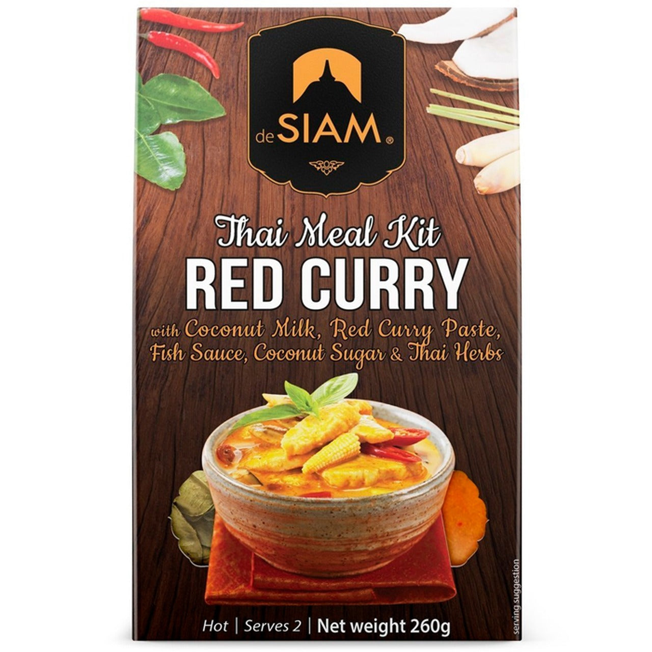 Red Curry Meal Kit
