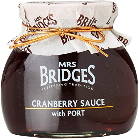 Cranberry Sauce with Port