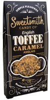 English Toffee with Peanuts