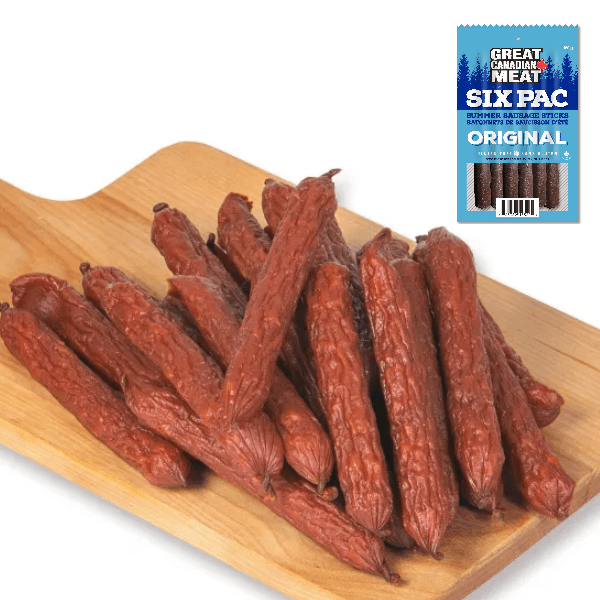 Summer Sausage Sticks - 6pack