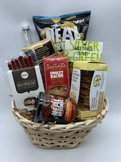 A Little Sweet & Salty Basket
