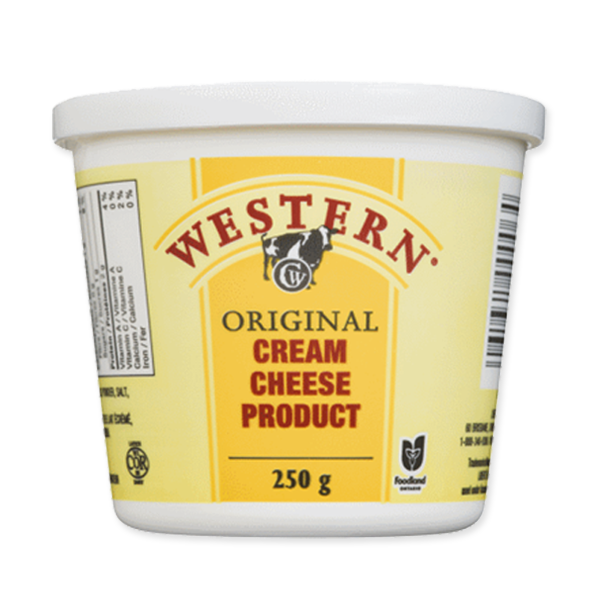 Western Cream Cheese
