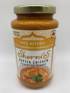 Sherni's Butter Chicken Sauce