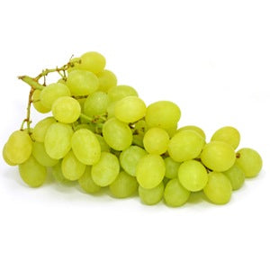 Grapes - Seedless Green