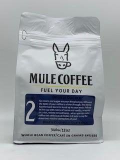 Mule Coffee: #2 Double Double Blend