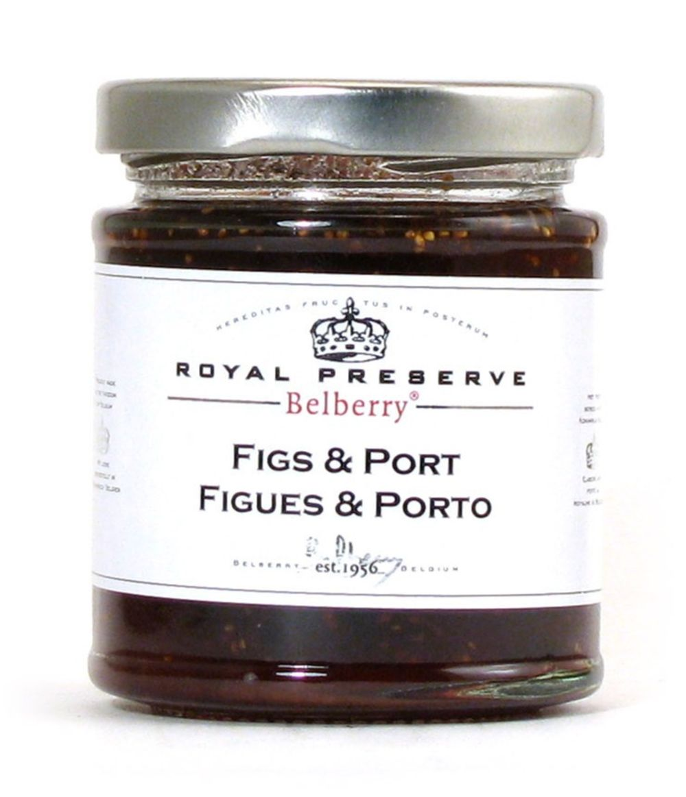 Figs and Port Preserve