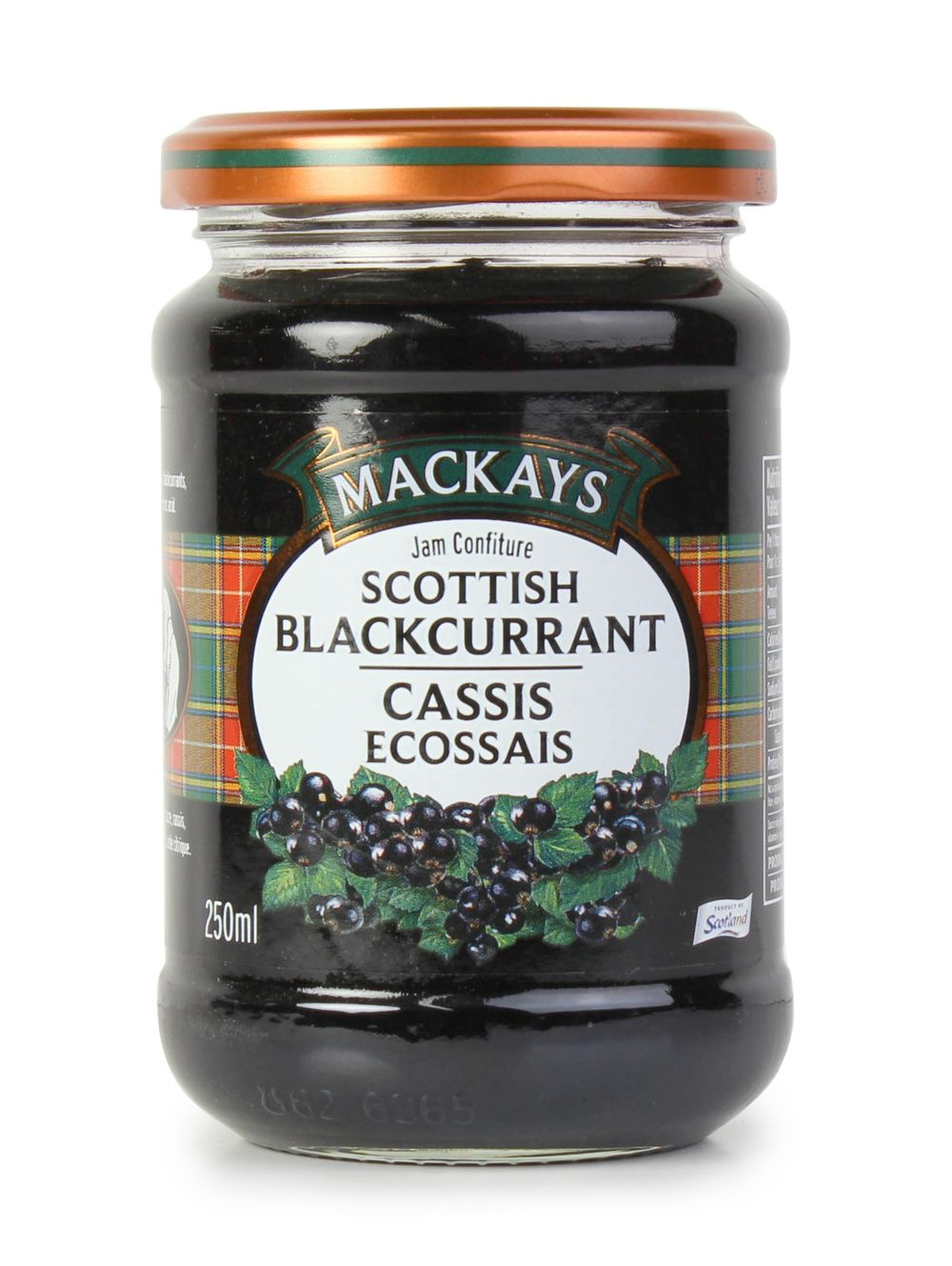 Scottish Blackcurrent Preserve