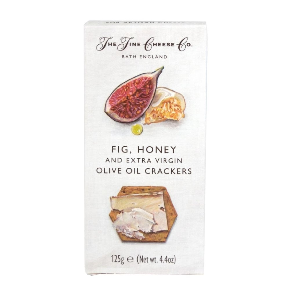 Fig, Honey & Extra Virgin Olive Oil