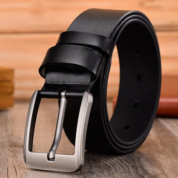 men classic pin buckle design